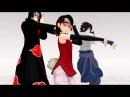 [MMD]Echo Uchiha Style [Sarada, Sasuke, Itachi]