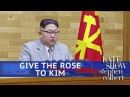 Kim Jong-Un Uses 'The Bachelor' To Describe The Nuclear Standoff
