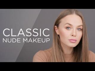 Естественный макияж / Classic Nude Makeup / Kate Euphoria / Катя Эйфория