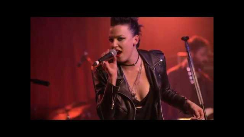 Round and Round (Ratt Cover)- Lzzy Hale and The East Side Gamblers at Chemokaze VI - 1/6/18