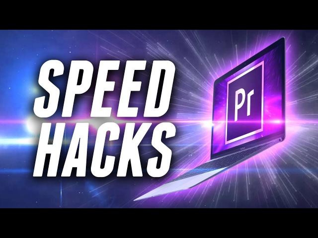 5 HACKS for FASTER EDITING in Premiere Pro
