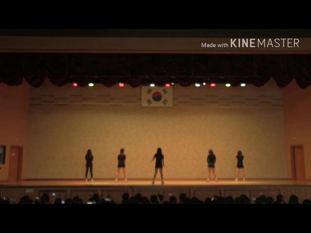 하늘빛중학교 댄스동아리 에이플(A)/ 3,4,5기 체육대회 공연/ ZICO - Eureka