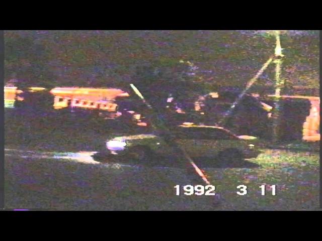 (Part1)Drift tokyo Wharf 1992年埠頭ドリフト1992年3月11日