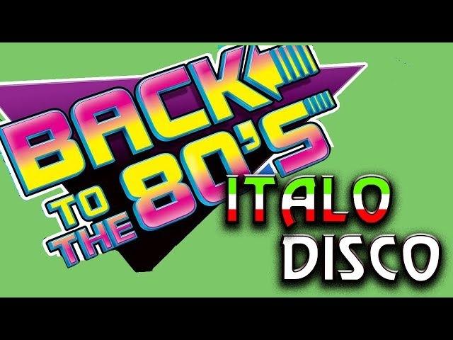 Best ITALO DISCO mix - Nonstop Golden Oldies Disco of the 80s - Dance Music Mix