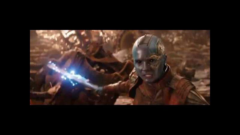 Новый тизер к Мстители:Война бесконечности
