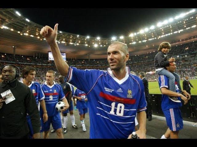 Бразилия - Франция 03 Финал чемпионата мира по футболу 1998 FIFA World Cup Final