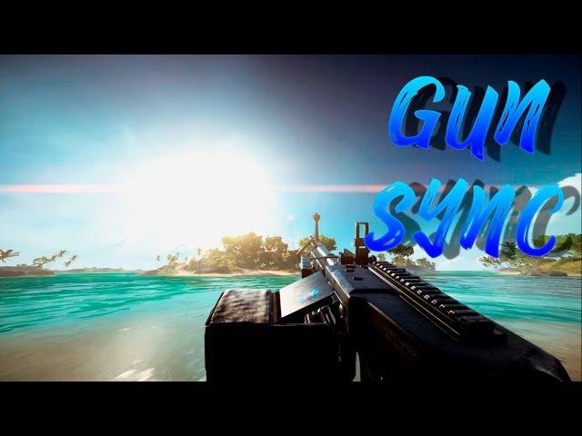 [Battlefield 4] Gun Sync   Seven Nation Army ( The Glitch Mob Remix)