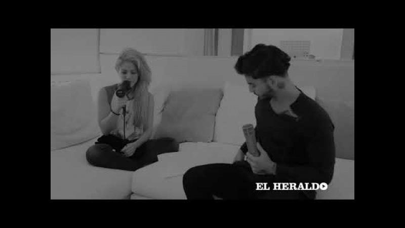 Shakira - TRAP Ft. Maluma (Live)