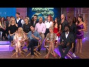 'Dancing With the Stars' celebs Frankie Muniz, Barbara Corcoran, Nick Lachey dish on the competition