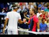 Roger Federer VS Steve Darcis Highlight 2015