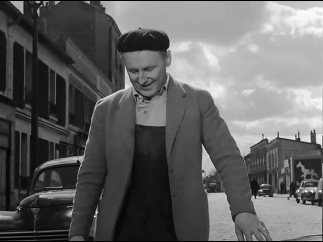 Апрельская рыбка. комедия. 1954 Бурвиль Фюнес