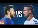 Cristiano Ronaldo vs Lionel Messi - Battle of GOAT's - Skills Goals 2018 HD