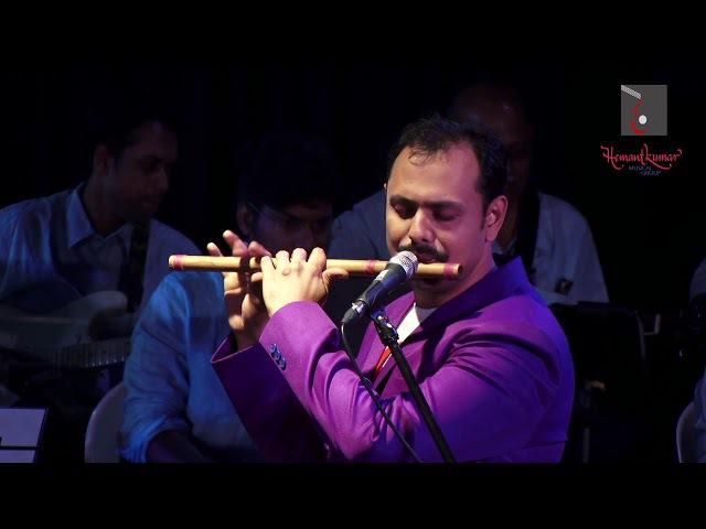 Tum Aa Gaye Ho instrumental with Mere Mitwa2 by Hemantkumar Musical Group