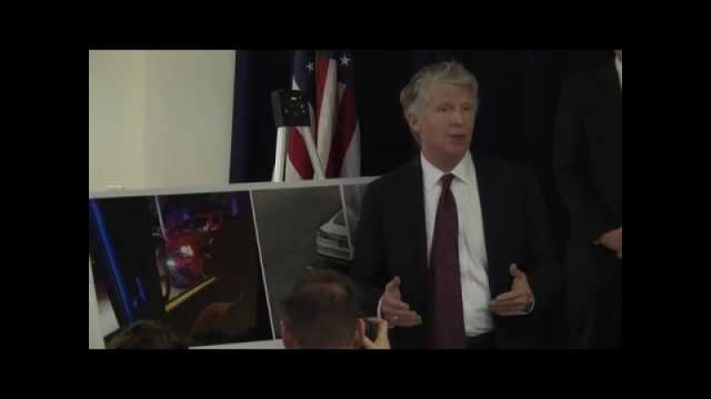 DA Vance, Partners Announce Takedown of Illegal Monopoly That Dominated Towing Industry Citywide