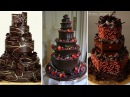 Amazing Chocolate Cake Decorating Videos 🎂 Most Satisfying Cake Video in the world