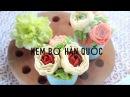 Cách Làm Kem Bơ Trong Hàn Quốc Bắt Hoa Trên Cupcake (Căn bản)- Korean Buttercream (Basic)