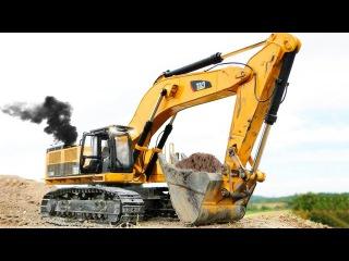 NEW Cartoons for children - The Excavator - Construction Trucks Video for Kids