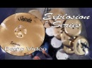 Soultone Cymbals Explosion Series Demo Video