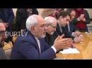 Russia: Iran's Zarif slams US for 'illegitimate presence in Syria'