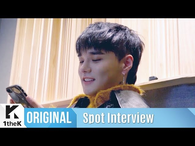 Spot Interview(좌표 인터뷰) DEAN(딘) _ Instagram(인스타그램)