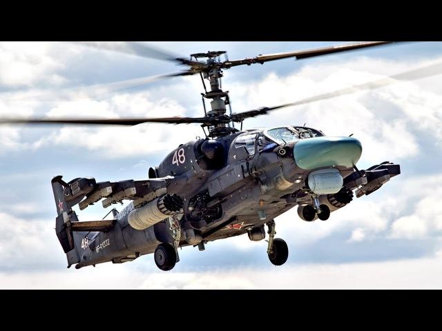 AH-64E APACHE vs KA-52 ALLIGATOR Attack Helicopter Comparison