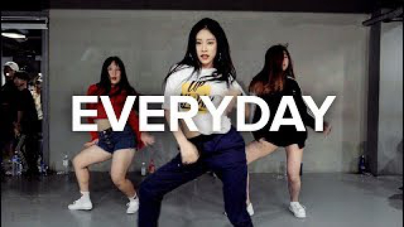 Everyday Elbert Moria Remix Ariana Grande Beginner's Class
