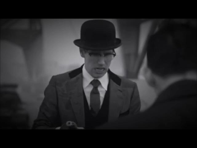 Oswald x Edward — Serial killer