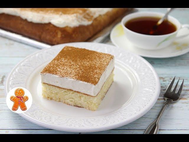 Торт Пирог Десерт Три молока ✧ Pastel de Tres Leches ✧ Milk Cake