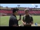 Ricardo David fala sobre a saída de Kieza e novas contratações