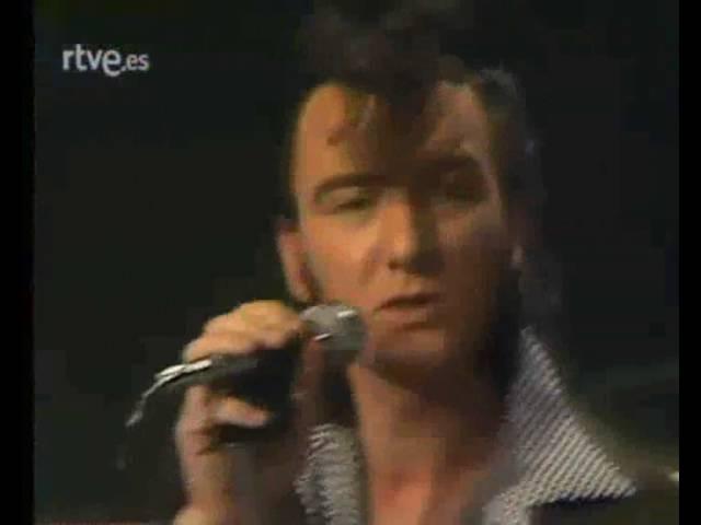 Crazy Cavan The Rhythm Rockers Boppin' n' shakin' TVE