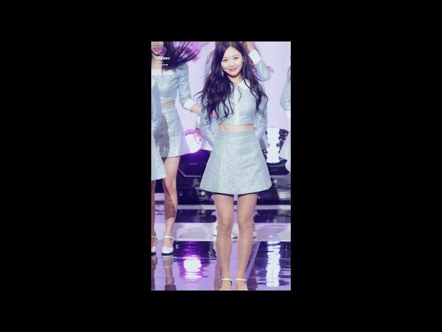 171212 러블리즈 2017 차세대미디어대전 특별공연 아츄 류수정 세로직캠 by 포로리