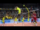 TOP 20 » Monster 3rd meter spike | Volleyball Champions League
