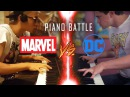 DC vs Marvel Piano Battle Mashup/Medley (piano cover) Pumper SHEETS