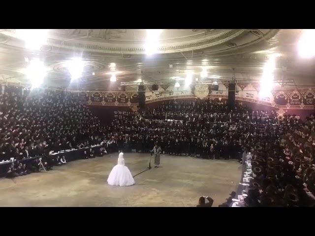 Bobov 45 Wedding - Cheshvan 5778