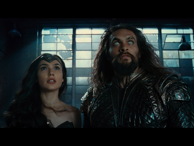 «Лига справедливости» (The Justice League) - Official Heroes Trailer