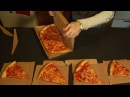 GreenBox: Pizza Box Turns into Plates Storage Unit