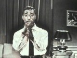 Sammy Davis Jr. sings