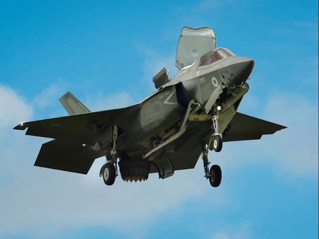 Военный врач раскрыл причину плохого самочувствия пилотов F 35
