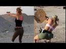 Best Weapons Skills Shots Amazing Girls Use Gun 2018
