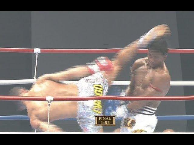 Buakaw Por Pramuk vs. Gago Drago