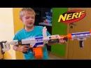 MY NERF ARSENAL/ МОЙ НЕРФ АРСЕНАЛ. НОВЫЙ НЕОБЫЧНЫЙ БЛАСТЕР. NEW NERF GUN MOD ARSENAL. 8