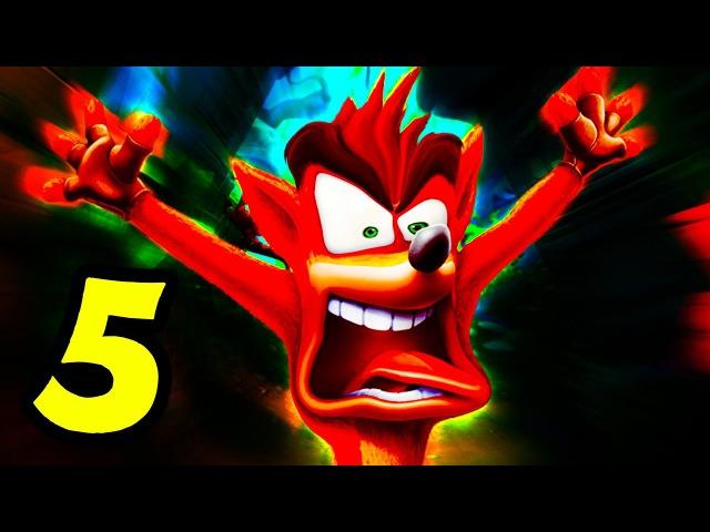 COOL, CALM, and CRAZY | Crash Bandicoot NSane Trilogy - Part 5