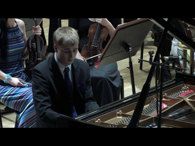 Einojuhani Rautavaara - Klaverikontsert nr 1 op 45 (I Con grandezza)