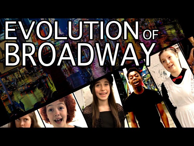 EVOLUTION OF BROADWAY! Ft. Dear Evan Hansen, Les Mis, Rent, Hamilton More | Spirit YPC