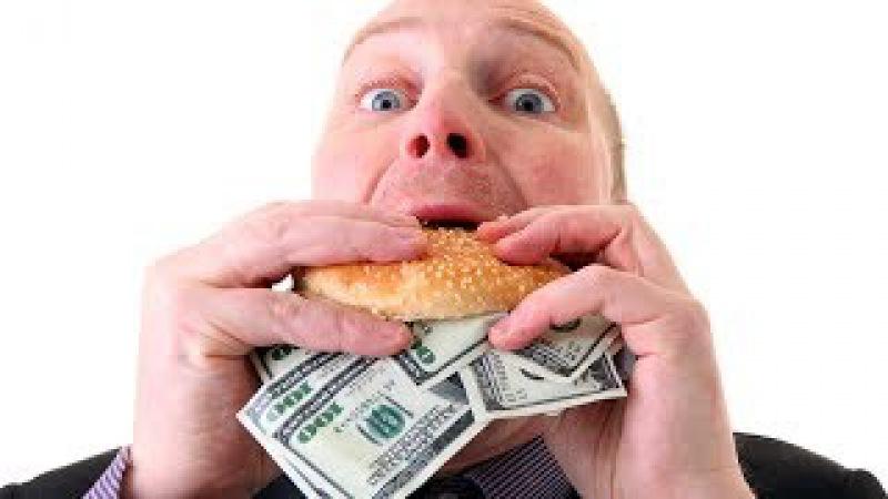Жадность, скупость, алчность, когда-то эти качества считались смертным грехом - Т...