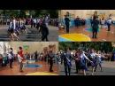 Выпускной танец 11-А класса 5 школа Каменское. Выпуск 2017