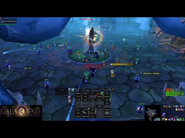 Dreamstate vs Kel'Thuzad - Naxxramas 40 man Server First on Anathema