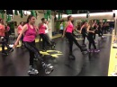 Kangoo Jumps with Andreea Preda @ Titan Fitness Club 05.04.2017