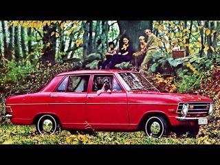 Opel Kadett DeLuxe 4 door Sedan US spec B '1970–72