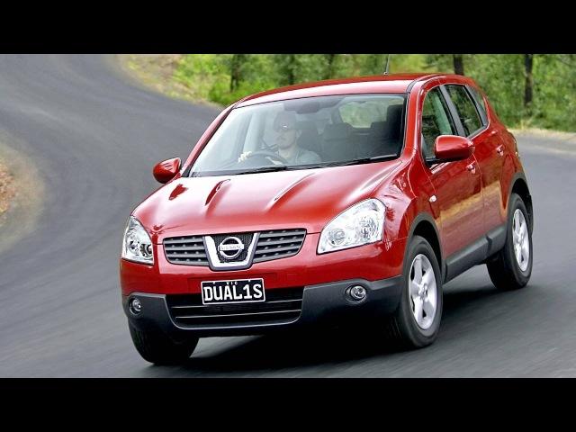 Nissan Dualis AU spec J10 '2007–10
